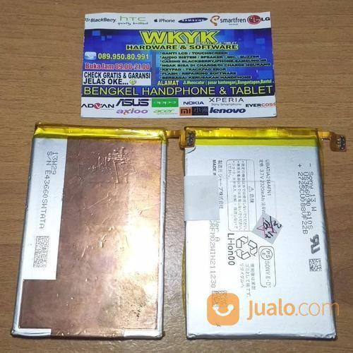 Battery Sony Xperia ZL / LT35 Original 100% (16114069) di Kota Yogyakarta