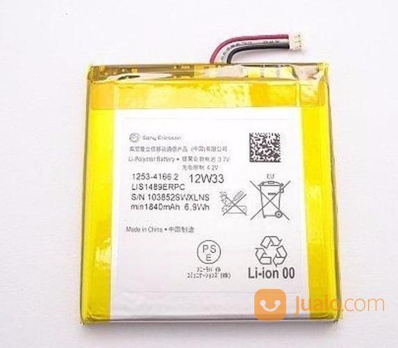 Battery Sony Xperia Acroo/ LT26 Original 100% (16114633) di Kota Yogyakarta