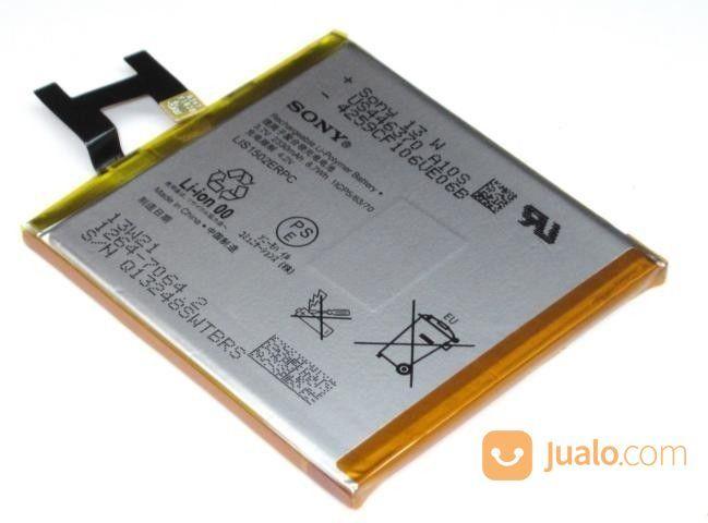 Battery Sony Xperia Z Original 100% (16114929) di Kota Yogyakarta