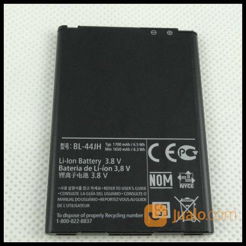 Battery LG Optimus L5/BL-44JH Original 100% (16116057) di Kota Yogyakarta