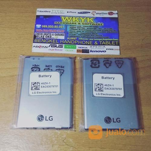 Battery LG K7/MS330/LS675/BL-46ZH Original 100% (16116253) di Kota Yogyakarta