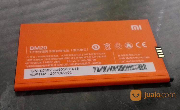 Battery Xiaomi Mi2/Mi2s/BM20 Berkualitas (16116965) di Kota Yogyakarta