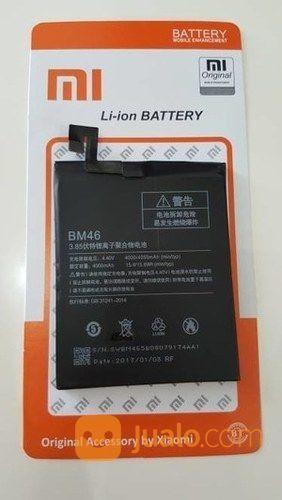 Battery Xiaomi Redmi Note 3/BM46 Berkualitas (16117077) di Kota Yogyakarta