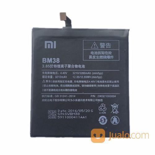 Battery Xiaomi Mi4s/BM38 Berkualitas (16117141) di Kota Yogyakarta