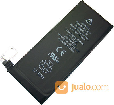Battery Iphone 4S Original 100% (16123173) di Kota Yogyakarta