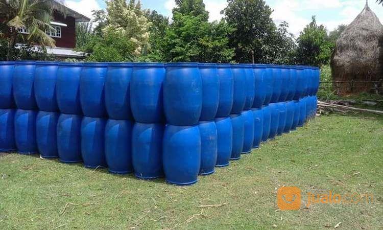 Drum Plastik 120 Liter