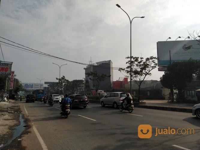 Tanah Komersil Jl Raya Serpong Dekat Alam Sutera (16139513) di Kota Tangerang Selatan