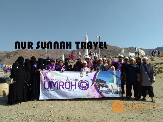 Promo Umrah Paket *5 Oktober 2018 (16150361) di Kota Bandung