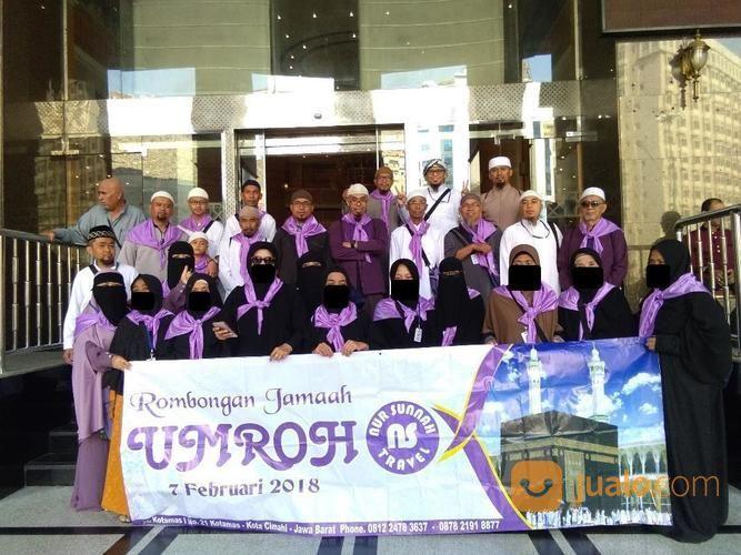 Promo Umroh Paket *5 Harga *3, Bln November 2018 (16150425) di Kota Bandung