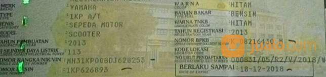 """Mio Soul GT """" 2013 - Pajak Dan Plat Hidup (16157917) di Kota Banjarmasin"""