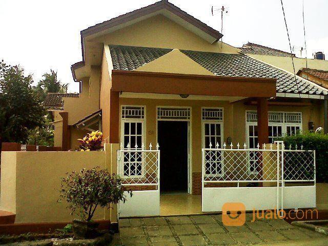 Rumah 2 Lantai Hook Di Villa Pamulang Tangerang Selatan (16161461) di Kota Tangerang Selatan