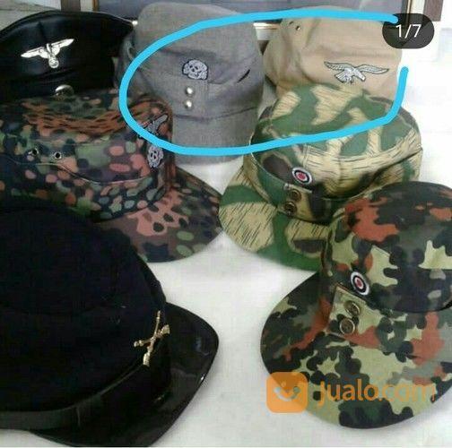 Topi Militer ( Replika ) (16171485) di Kab. Bandung