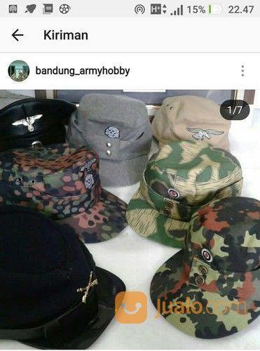 Topi Militer ( Replika ) (16178205) di Kab. Bandung