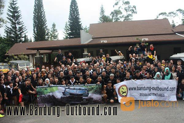 Program Team Building Pada Kegiatan Outbound (16191613) di Kab. Bandung