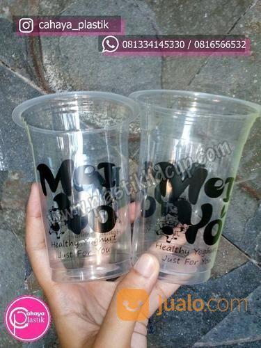 Sablon Cup Plastik 14 Oz (16202605) di Kota Malang