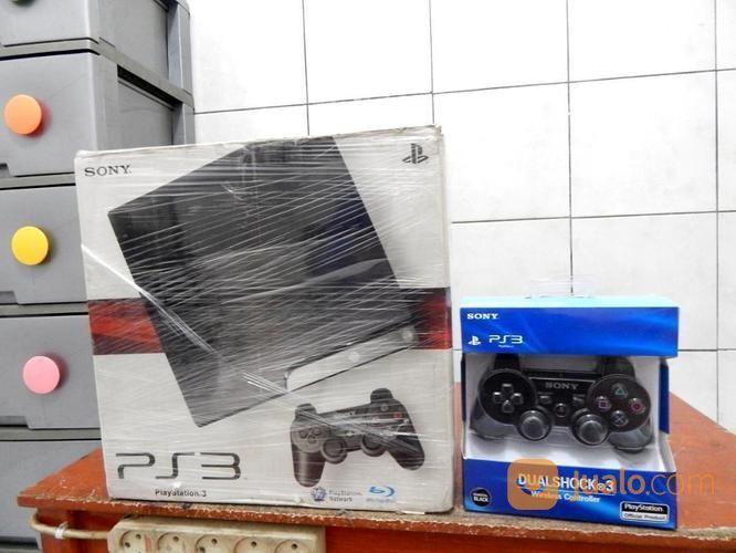 PS3 SLim Hdd 500Gb Fresh & Plus Stick WireLess KATAPANG SOREANG (16210997) di Kab. Bandung
