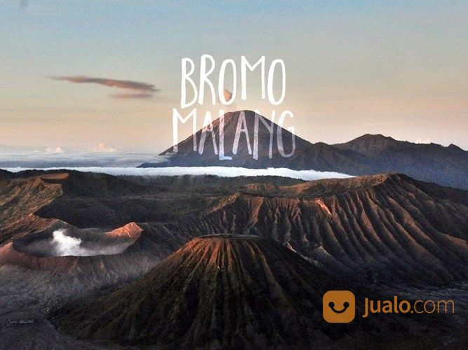Batu Malang Bromo 2hari 1malam (16217413) di Kota Jakarta Utara