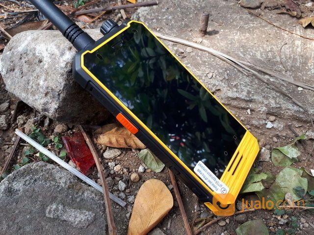 Hape Plus HT Nomu T18 Dual Band UHF Plus VHF Android 4G LTE IP68 Certified (16220093) di Kota Jakarta Pusat