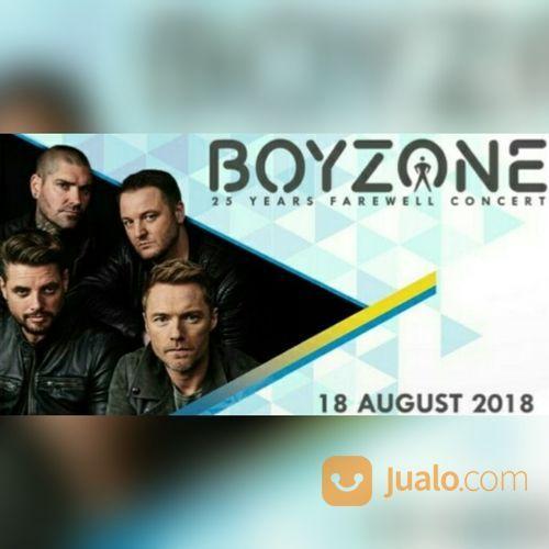 Ticket Konser Boyzone (16226193) di Kab. Madiun