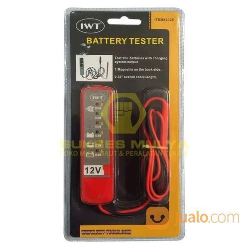 Battery Tester IWT 2028 (16255845) di Kota Magelang