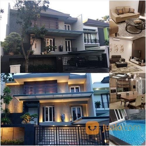 NEW Hot Rumah Graha Famili Luxury Living FULL FURNISH Bisa KPR Harga Nego (16255865) di Kota Surabaya