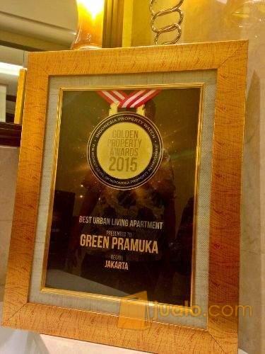 GOLDEN PROPERTY AWARDS 2015 THE GREEN PRAMUKA CITY (1625675) di Kota Jakarta Pusat