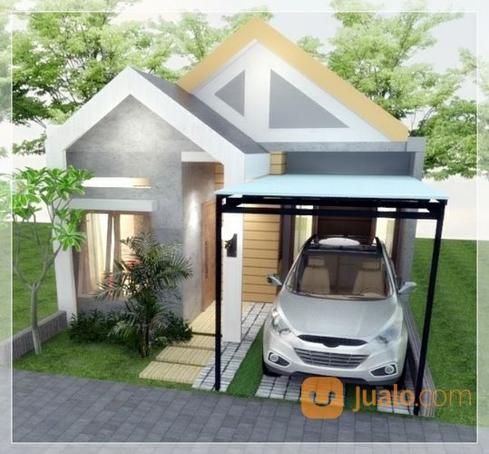 Rumah Baru Di Karangploso Dengan Suasana Yang Sangat Nyaman (16259473) di Kota Malang