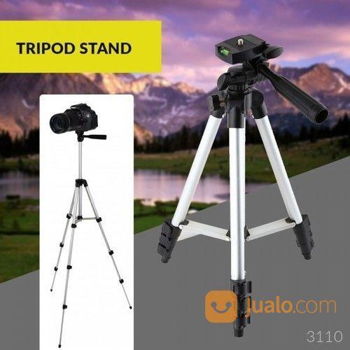 Tripod Weifeng (Bonus Holder U + Tas) Bisa Untu Hape Atau Kamera (16271161) di Kota Depok