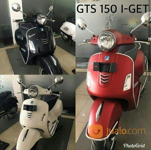 New Vespa GTS 150cc (16296893) di Kota Surabaya