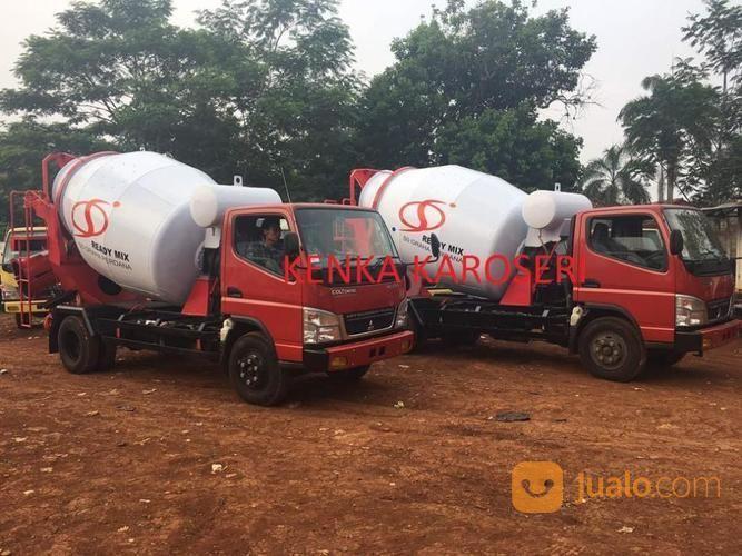 Repair Truck Dan Mobil Mixer Palangkaraya (16306445) di Kota Bekasi