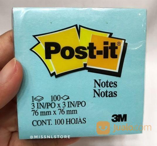 Post It 654 Sticky Notes Blue (16311933) di Kota Jakarta Selatan