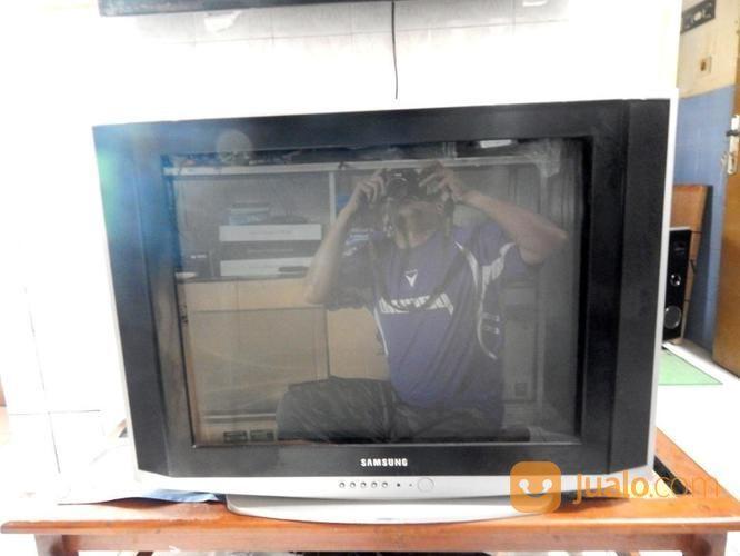 "Tv 29""Samsung ULtra SLim NFLat Mulus Ori JernihMantap Katapang SoReaNG (16324925) di Kab. Bandung"
