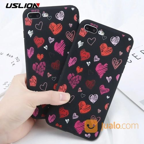 Case Love Cartoon Cute For Iphone 7 Plus / 8 Plus (16326285) di Kota Jakarta Pusat