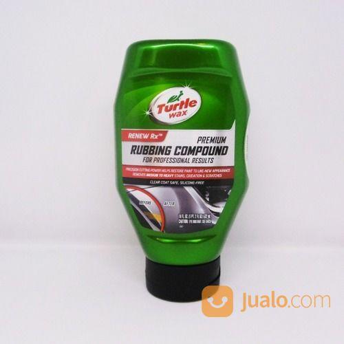 Turtle Wax Premium Rubbing Compound Liquid T-415 (16331037) di Kota Semarang