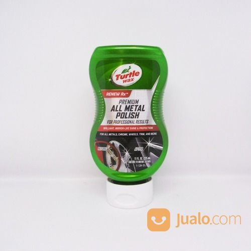 Turtle Wax Premium All Metal Polish T-284 (16331045) di Kota Semarang