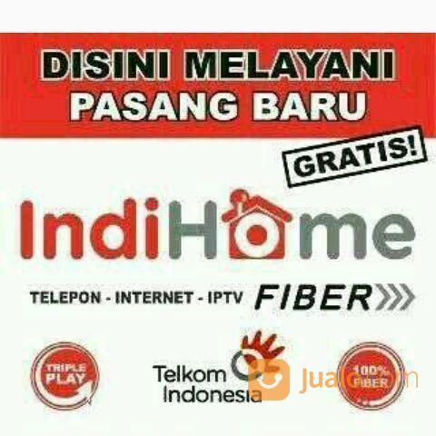 IndiHome Fiber (Internet Wifi, Interactive UseeTV, Telpon Rumah) (16346449) di Kota Depok