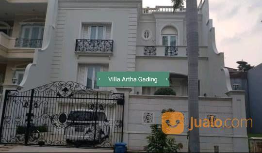 Rumah Mewah Kelapa Gading Villa Artha Gading 12x25m 3lantai Jakarta Utara Jualo