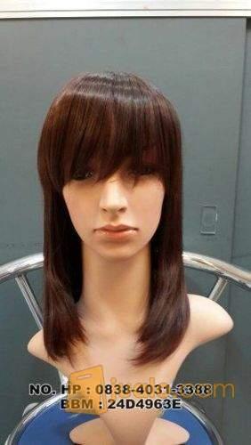 24D4963E ( PIN BBM ) | Harga Wig Wanita Keren | Jual Wig Wanita Dan Pria (1638522) di Kota Denpasar