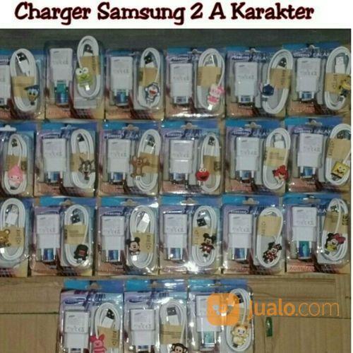 Charger Samsung 2A Special Karakter (16403505) di Kota Bekasi