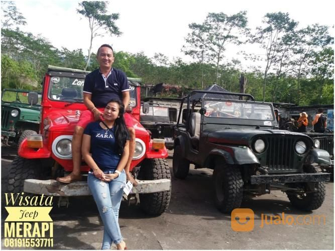 Sunrise Jeep Lava Tour Merapi Yogyakarta || 081915537711 (16412505) di Kab. Sleman