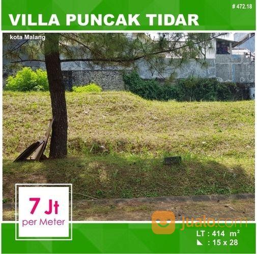 Tanah Kavling Luas 414 Di Villa Puncak Tidar Kota Malang _ 472.18
