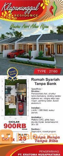 Klapanunggal Residence Rumah Murah Proses Mudah (16453093) di Kab. Bogor