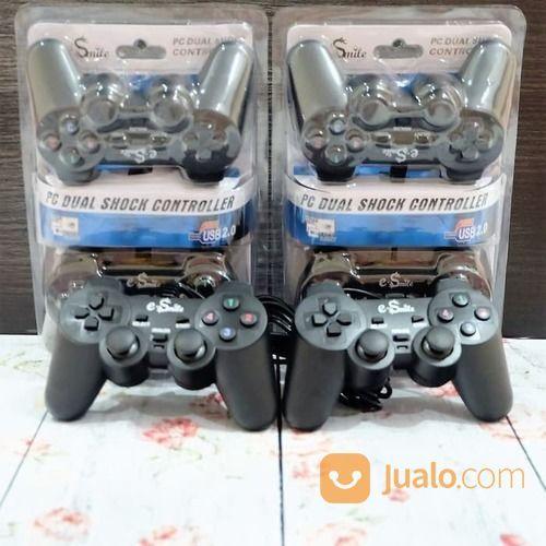 Stik double pc game aksesoris permainan dan game console 16480645