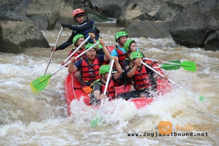 Wisata Arung Jeram Yogyakarta, Tempat Wisata Rafting Di Jogja (16482609) di Kab. Sleman