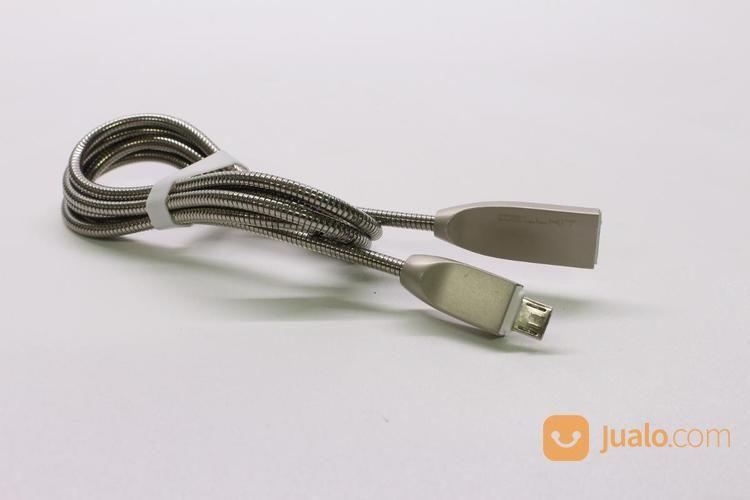 KABEL USB DT+CHG CELLKIT 510 (SPRING, MICRO, 100CM) (16508845) di Kota Surabaya