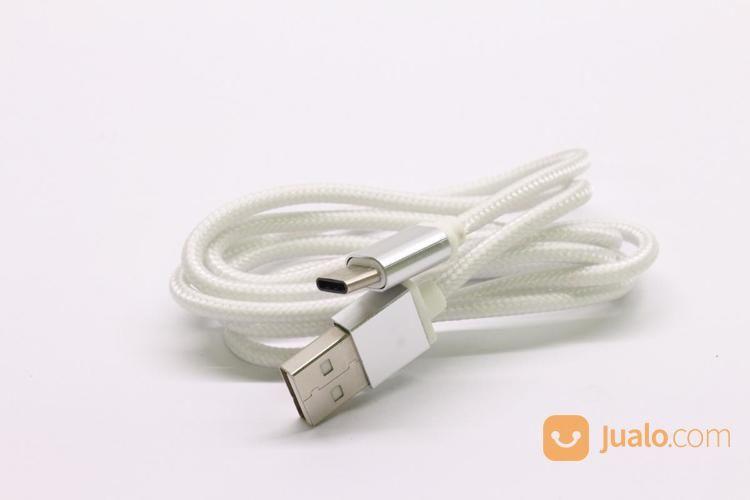 KABEL USB DT+CHG V1703 (METAL, TYPE-C, 100CM) (16510997) di Kota Surabaya