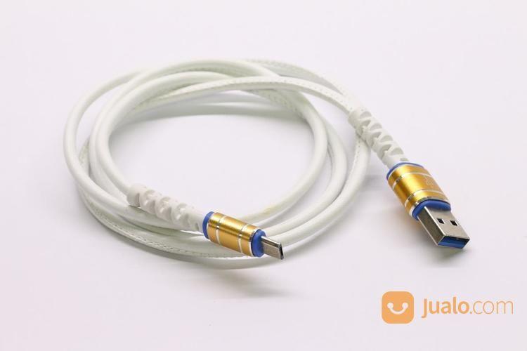 KABEL USB DT+CHG V1705 (OSCAR, TYPE C, 100CM) (16511649) di Kota Surabaya