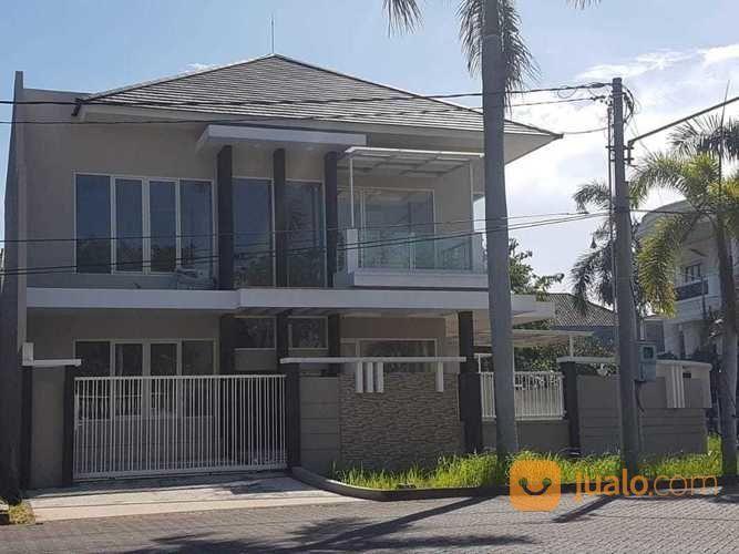 Rumah ARAYA 2 NEW Bangunan MINIMALIS Boulevard Harga CIAMIIK (16516773) di Kota Surabaya