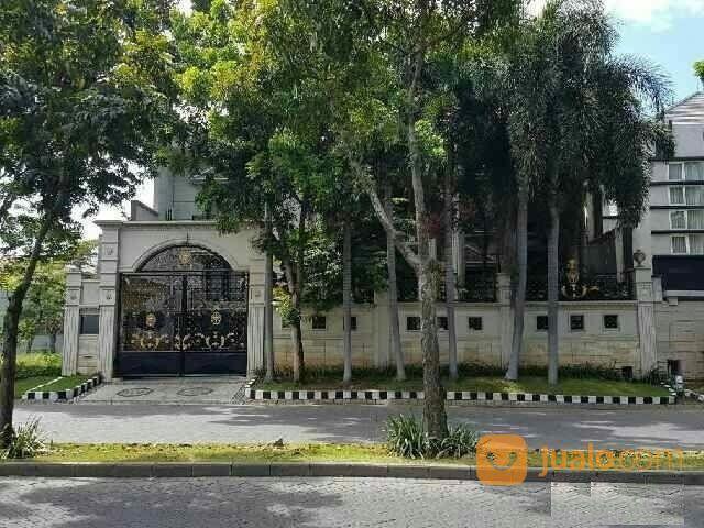 Rumah CIAMIIK Villa Royal Pakuwon City FURNISH, Boulevard Harga Bisa NEGOO (16529581) di Kota Surabaya