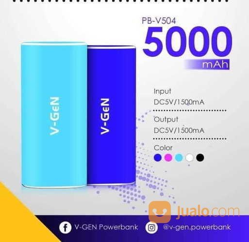 Powerbank V-GeN RESCUE V504 5000 MAh (Power Bank VGEN) (16547723) di Kota Surakarta